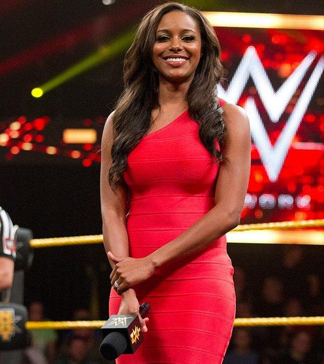 Hottest Black African-American WWE Women Wrestlers_国际_蛋蛋赞