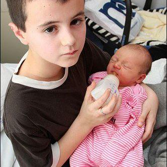 OMG This British Schoolboy Supposedly Becomes a Father at the Age of 13