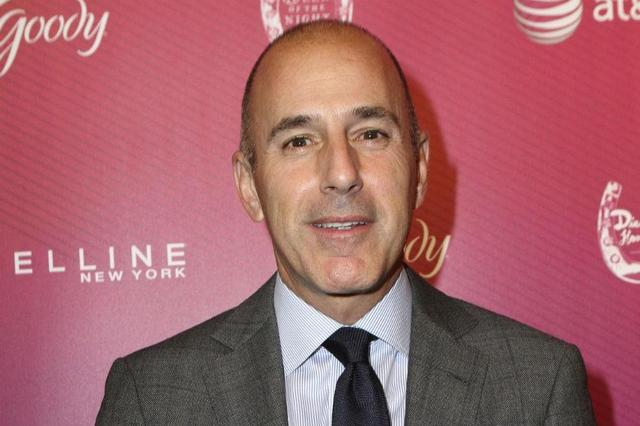 Matt Lauer's wife leaves family home amid sex allegations