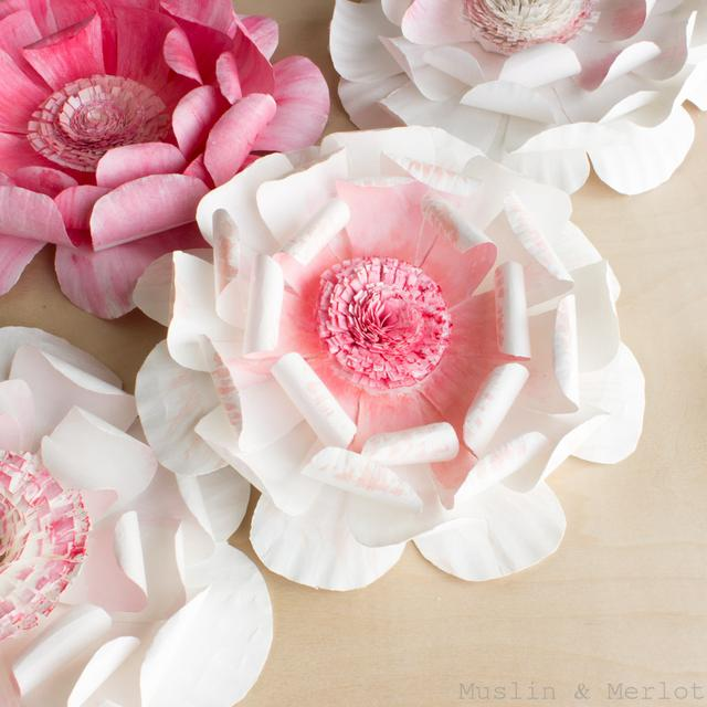 c12f54dad0bf Paper Plate Flowers 15 Unique Ways To Jazz Up The Next Bridal Shower You re  Hosting