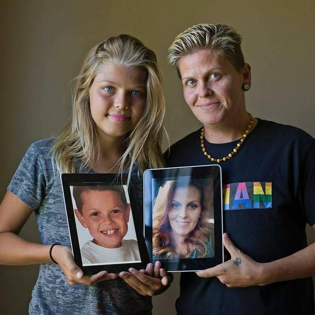 Daughter Comes Out As Transgender, Then Three Years Later Father Decides To Come Out As Well