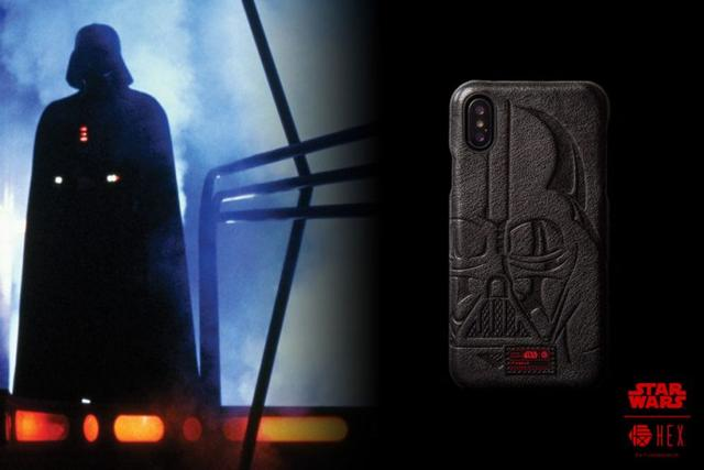 "HEX Drops Line of Sleek ""Star Wars"" iPhone Case"