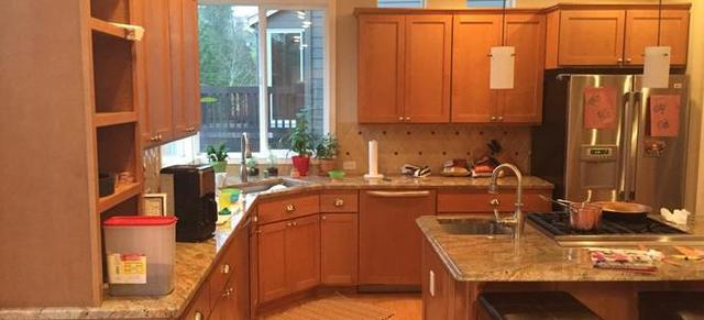 Hot Topics Is It Worth Painting Kitchen Cabinets国际蛋蛋赞 - How much is it to redo kitchen cabinets