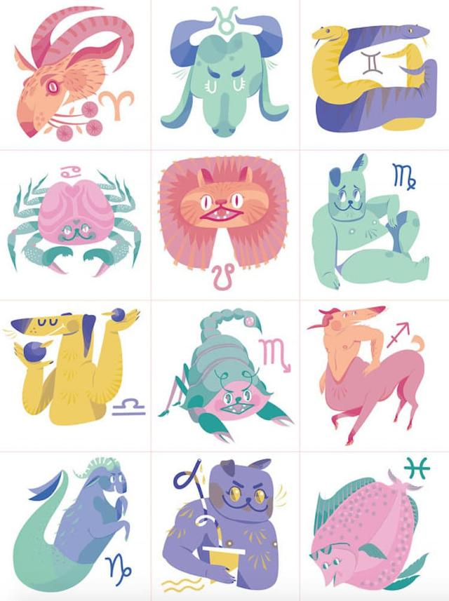 25 Dreamy Gifts Inspired by Astrology's Zodiac Signs