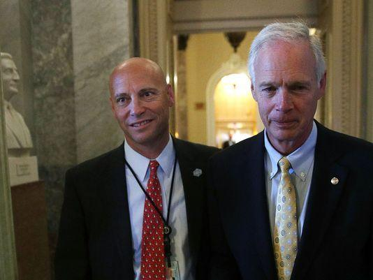 U.S. Sen. Ron Johnson backs tax cuts, dismisses $1 trillion projected increase in federal debt