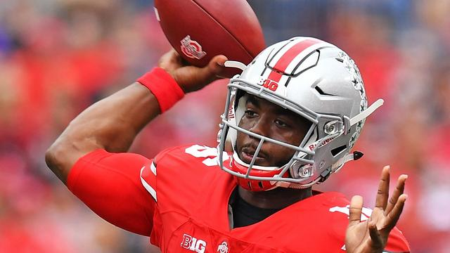 J.T. Barrett injury update: Buckeyes QB game-time decision vs. Wisconsin