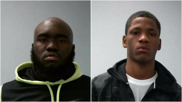 Two Akron men arrested for possession with intent to sell methamphetamine