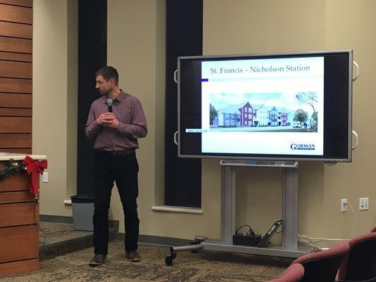 St. Francis development on old city hall site gets TIF funding; offers new option for small businesses