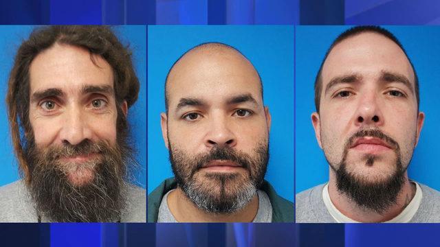 Three more arrested for drug possession inside prison, number now at 28
