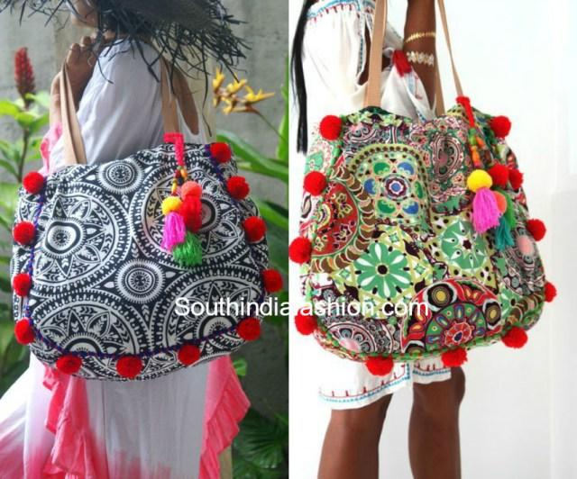 7 Different Ways To Wear The Pom Pom Trend – South India Fashion