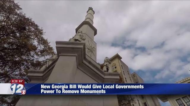 NAACP members speak out on Confederate monument bill plans