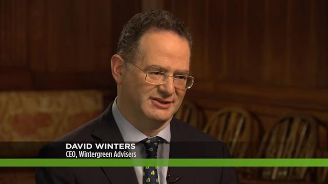 David Winters: Hidden Expenses Of The S&P; Where To Find Value In Stocks