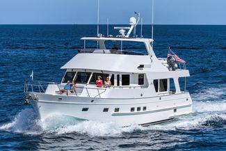 Reviewed: The Outer Reef 610 Motoryacht