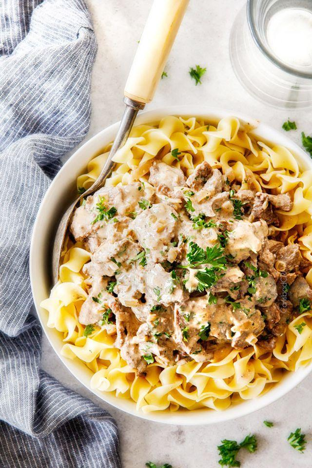 Easy Beef Stroganoff Recipes You'll Devour for Dinner