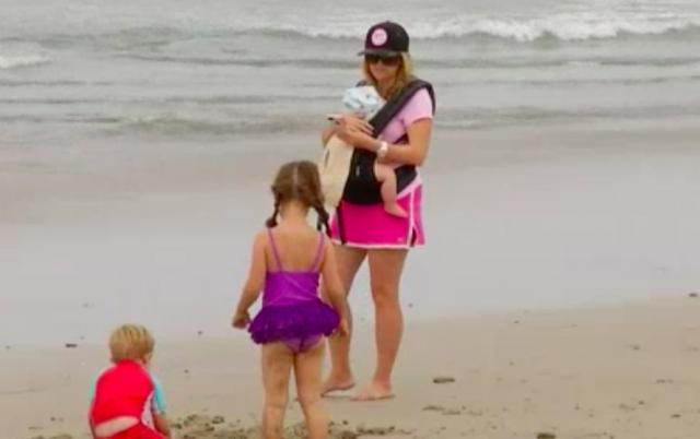 Officials Have A Serious Warning For Parents Taking Their Kids To The Beach This Summer