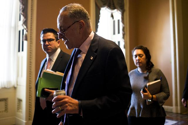 Fast-Changing Tax Bill Is Set to Clear the Senate