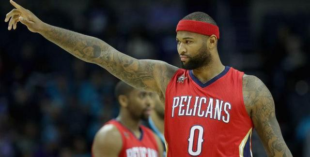 DeMarcus Cousins Makes NBA History With Insane Stat Line