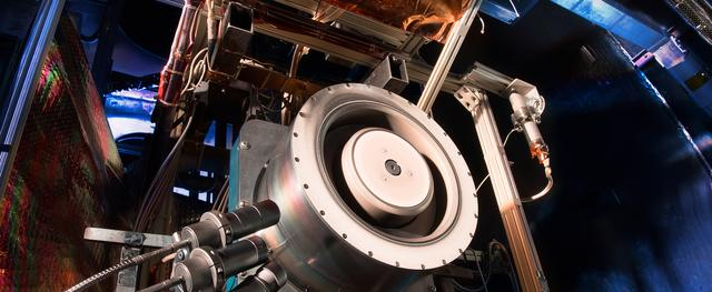 The Engine That Could Take Humans to Mars Broke Records in a Recent Test