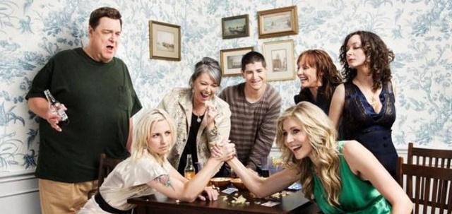 First Look at Roseanne Revival Cast Reunited On Set