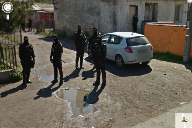 14 Shocking Images Captured By Google Maps