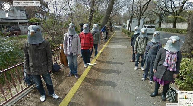 14 Shocking Images Captured By Google Maps