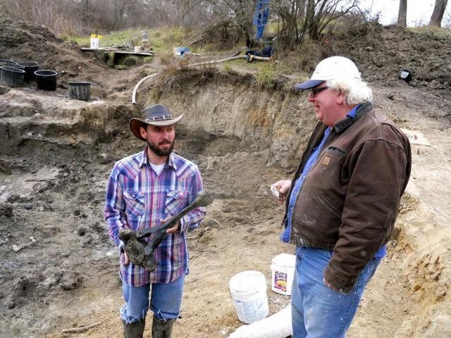 Small-Town Family Discovers An Incredible Ice Age-Era Find In Their Own Backyard
