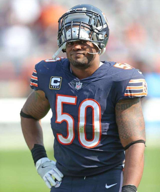 NFL suspends Bears LB Freeman 10 games