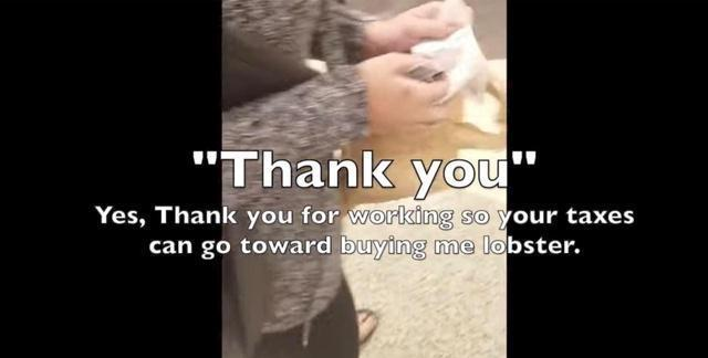 Video featuring woman buying lobster for her dog on food stamps goes viral, sparks outrage