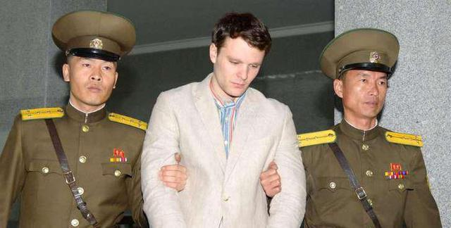 N Korea 'brutalised' US coma student