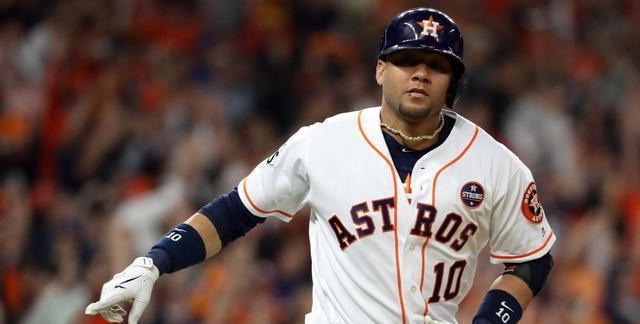 What is MLB going to do about Yulieski Gurriel?