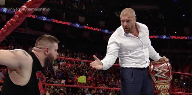 Triple H Did A Very Cool And Selfless Thing For Kevin Owens