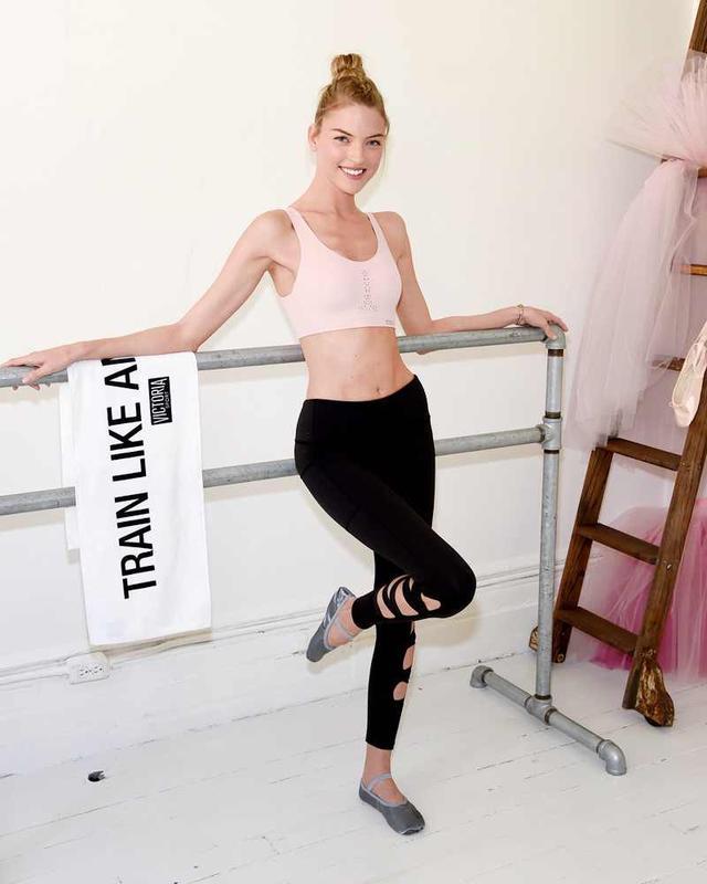 Victoria's Secret Model Martha Hunt Has