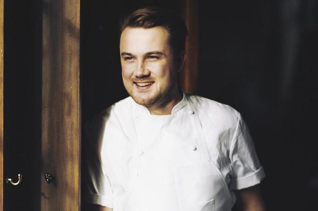 Meet Tomos Parry – the man who cooks for Brad Pitt