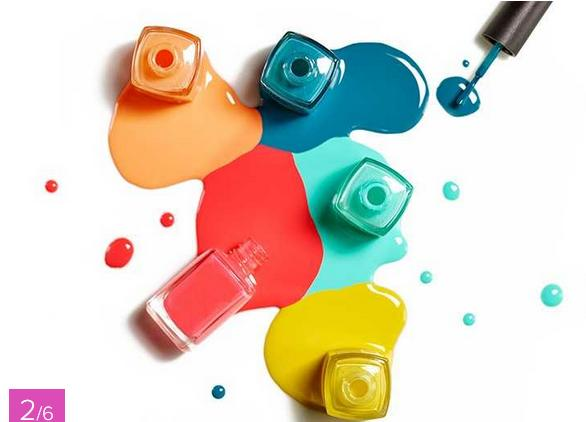 Nail the right colour for your wedding!