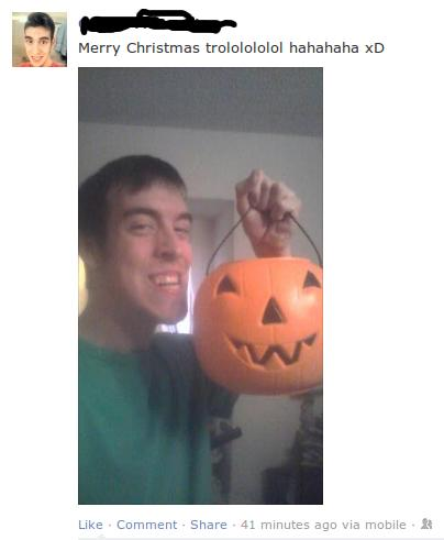 21 people who can't behave during the holidays,the holidays can just be ruined