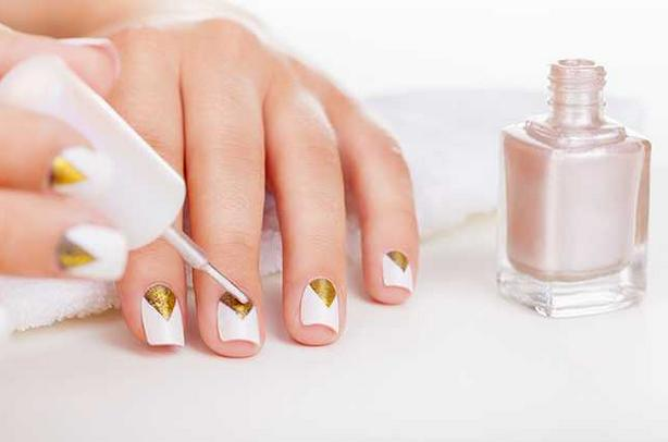 Nail that perfect manicure for D-Day