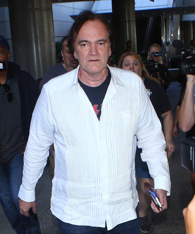 Quentin Tarantino's Manson murders film lands grisly release date