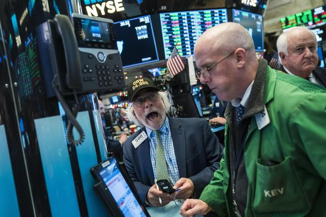 Stocks pare losses despite news of Michael Flynn pleading guilty to lying to FBI