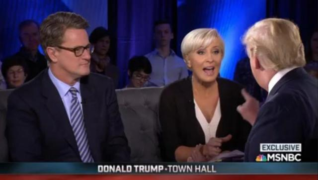 Senior Republican's attack on the media's portrayal of Trump massively backfires