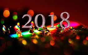 How and where to celebrate the new year 2018?