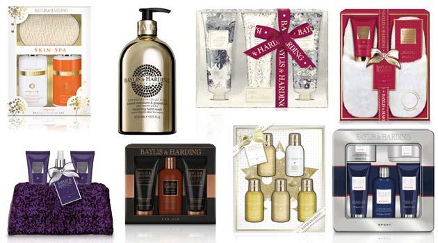 Day 2 in our 12 days of Christmas competition: Win luxury Baylis & Harding products worth £120
