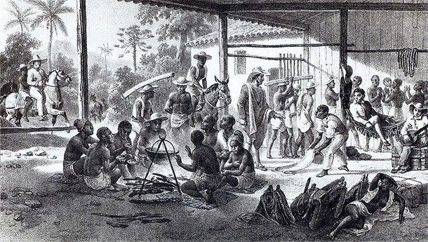 10 Shocking Facts About Slave Trade