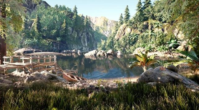 AQP City, Unreal Engine 4 open-world game inspired by GTA &