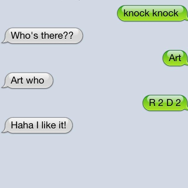 Rib-Tickling Funny Knock Knock Jokes_国际_蛋蛋赞