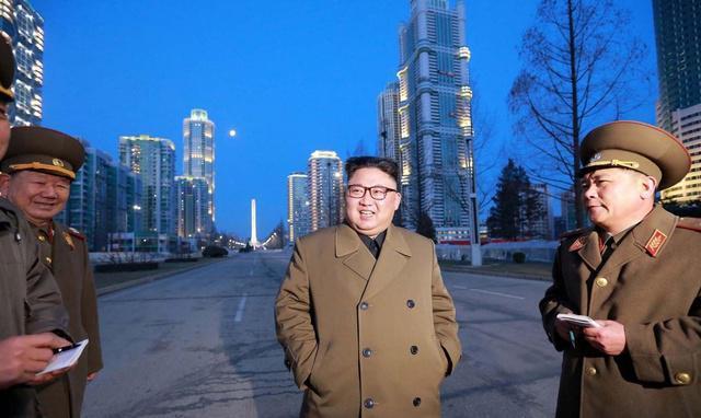 Watch North Korea's 'Kim Jong-un' take Manhattan