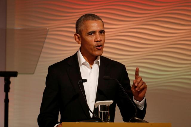 Obama invokes Hitler's rise in stark warning to America