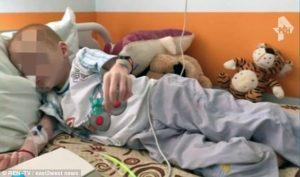 Monster foster mother starves to death her son in order to get state benefits.