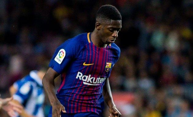 Barcelona ace Dembele: I can handle any Griezmann competition here