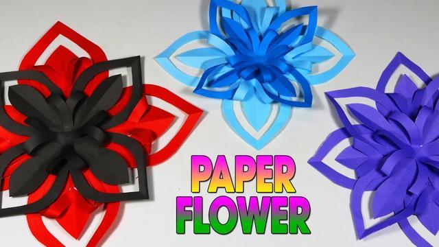 Diy Paper Flower Decoration Ideas