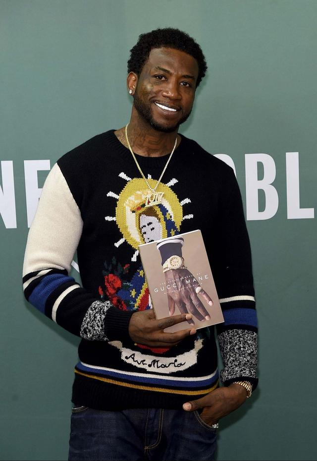 see the major milestone gucci mane reached right before christmas - Gucci Mane Christmas
